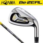 2016年モデル 本間ゴルフ メンズ Be ZEAL ビジール 525 アイアン 6本セット(#6〜11) VIZARD for BeZEAL シャフト