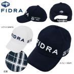 フィドラ メンズ ツイル キャップ FDA0451 ゴルフウェ