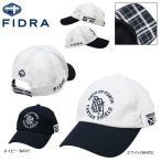 フィドラ メンズ メッシュ生地 キャップ FDA0453 ゴル