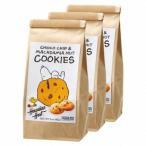 スヌーピー マカデミアナッツ チョコチップクッキー 3袋セット(アメリカ お土産 アメリカ 土産) 通販