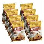 バロッコ ゴッチオロッティ チョコチップビスケット 8袋セット(イタリア お土産 イタリア 土産) 通販