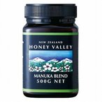 Honey Valley(ハニーバレー) マヌカブレンドハニー 500g(ニュージーランド お土産 ニュージーランド 土産) 通販