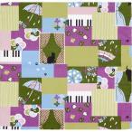 日用雑貨 | coco−cloth小風呂敷 Cat 紫