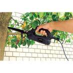 電動のこぎり | 電動ノコギリ電気のこぎり (日本製替え刃付き) 替え刃:木工用PC・塩ビ用 (ガーデニング 園芸)の画像