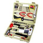 工具セット | TRAD 工具セットツールセット (47種類入り) 収納ケース乾電池式ドライバー付き TS47D (DIY用品日曜大工)