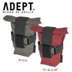 ADEPT アデプト ロールアップ 自転車用 サドルバッグ