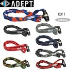 ADEPT アデプト K311 キー式 チェーンロック 自転車