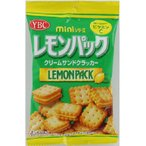 ヤマザキビスケット  レモンパックミニシリーズ  45g×30個 (10×3B) 【送料無料】