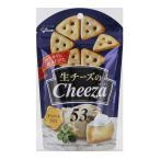 グリコ 生チーズのチーザカマンベールチーズ仕立て 40g×10個 【送料無料】