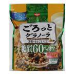 日清シスコ<br> ごろっとグラノーラ3種のまるごと大豆糖質60% <br>360g×6個 <br>【送料無料】<br>