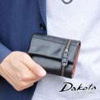 Dakota BLACK LABEL ダコタ ブラックレーベル バルバロ 3折財布 0624702(0623002)