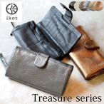 3折長財布 ikot イコット Treasure トレジャー IK316001
