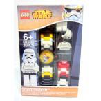[レゴ ウォッチ]LEGO WATCH 腕時計 StarWars スター・ウォーズ STORMTROOPER ストームトゥルーパー 8020325 [並行輸入品]