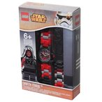 [レゴ ウォッチ]LEGO WATCH 腕時計 StarWars スター・ウォーズ Darth Maul ダース・モール 8020332 [並行輸入品]