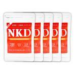 植物性ナノ乳酸菌NKD+ビタミンD 90粒x5袋【送料無料(北海道・沖縄を除く)】