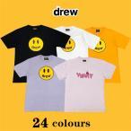 「Drew House Mascot ジャスティン・ビーバーyummy 連名の定番笑顔 カップル 半袖 Tシャツ  24 colours」の画像