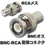 BNCをRCAに変換するアダプター