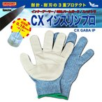 耐針・耐刃 耐突刺 耐切創 手袋 グローブ GABAパームガード スペクトラ CX インスリンプロ CX GABA IP