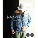 Rocky Mountain Featherbed (ロッキーマウンテンフェザーベッド) / Down Vest / DENIM / 全2色(ベスト ダウン アウター)450-512-03