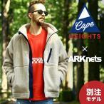 Cape Heights [ ケープハイツ ] / BREAKHEART x ARK STANDARD Fleece (ブレイクハート 別注 リミテッド フリース ジャケット 限定) C9M212048217