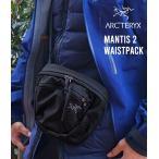 ARC'TERYX / アークテリクス : Mantis 2 Waistpack-ブラック : L07449500【宅急便コンパクト】