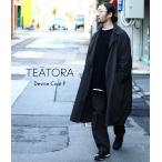 TEATORA [テアトラ] / Device Coat packable / 全2色 (メンズ デバイスコート アウター コート パッカブル)TT-102-P