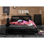 ベッド ローベッド すのこベッド ダブルベッド ベッドフレーム 北欧 ミッドセンチュリー 北欧 カフェ