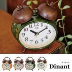 置時計 おしゃれ 北欧 プレゼント 置き時計 アンティーク レトロ 時計 置時計 インテリア  CL-8955 Dinant テーブルクロック