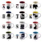 マグカップ おしゃれ 北欧 イニシャル 日本製 コップ 食器 磁器 DICTIONARY MUGS