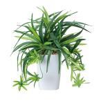 母の日 ギフト 花 光触媒 観葉植物 ドラセナ 人工観葉植物 幸福の木 造花 卓上 テーブル インテリア ドラセナ角ポット