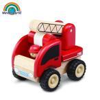 ミニカー おもちゃ 1歳 知育玩具ギフト消防車