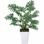 光触媒 観葉植物 人工観葉植物 インテリア クッカバラ 高さ45cm テーブルタイプ フェイクグリーン アートグリーン