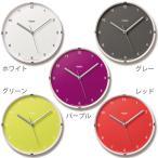 掛け時計 壁掛け時計 スイープムーブメント アナログ時計 スタンド付き置き時計 North mini ノースミニ LC05-03 Lemnos レムノス