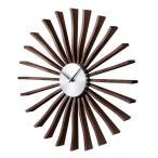 壁掛け時計 北欧ミッドセンチュリー Flutter Clock フラッタークロック GN001ESP ジョージネルソン George Nelson ネルソンクロック 復刻版