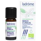 オーガニック エッセンシャルオイル バジル リナロール(ラドローム)(Organic Essential oil )