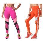 ショッピングヨガウェア ヨガウェアZUMBA ヨガパンツ ズンバウェア トレーニング フィットネス エアロビクス パンツズボン エアロビクスウェア ランニングウェア 美脚 ダンス衣装 ズボン
