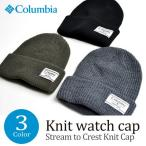 COLUMBIA コロンビア ニット帽子 ワッチキャップ メンズ