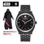 NIXON & STAR WARS ニクソン・スターウォーズ 限定品 腕時計 A045SW-2444 Time Teller (タイムテラー) ブラック・シルバー 黒色・銀色