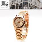 【安心2年保証・サイズ調整無料】バーバリー BURBERRY 女性用 腕時計 BU9235 The City シティ 26mm ローズゴールド