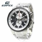 【安心2年保証・サイズ調整無料】CASIO カシオ EDIFICE エディフィス クロノグラフ ブラックIP「EFR-549D-1BV」男性用腕時計