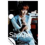 八乙女光(Hey!Say!JUMP) 公式生写真/OVER THE TOP・衣装白×グレー・カメラ目線・口閉じ