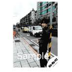 藤ヶ谷太輔(Kis-My-Ft2/キスマイ) 公式生写真/海外撮影オフショット・台湾・衣装黒・カメラ目線
