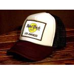 アメカジメッシュキャップ★MESH CAP★Hard Rock Cafe Los Angeles★ハードロックカフェ