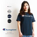 チャンピオン Tシャツ Champion Cロゴ レディース c3-h374