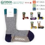雅虎商城 - ラソックス rasox 靴下 ソックス レディース メンズ SP140CR01
