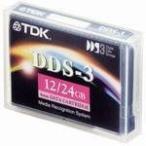 ★ DC4-125S(4902030187323) TDK DDSカートリッジ ブラック