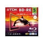 ★BEV25PWA5A(4906933601825)TDK 録画用書換型ブルーレイディスク 25GB 1-2倍速対応ワイドプリント