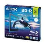 ★ BRV25PWB5A(4906933601566) TDK BD-R・25GB 4倍速 5枚 ブルーレイ