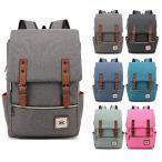 リュックサック レディース メンズ  バッグ 大容量 通勤 通学 旅行 全6色