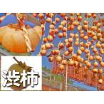 生渋柿 吊し柿(妙丹or四ツ溝柿)ヒモ付 約7Kg72個 干柿の仕上がり味は品種により異なり、これはリピートが多い品種です10月下旬〜11月25日までに発送MY
